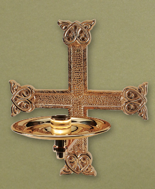 """#90CCH35 Consecration Candle Holder 