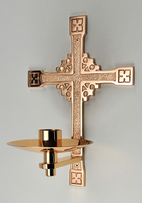 """#99CCH42 Consecration Candle Holder 