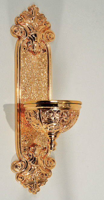 "#21HWF80 Holy Water Font | 18"" H 