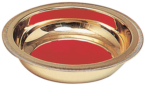 "K276 11"" Collection Plate 