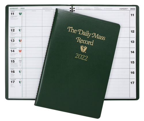 The Daily Mass Record | 2022