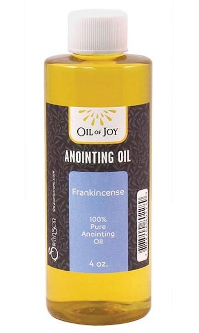 Frankincense Anointing Oil | 4 oz Bottle