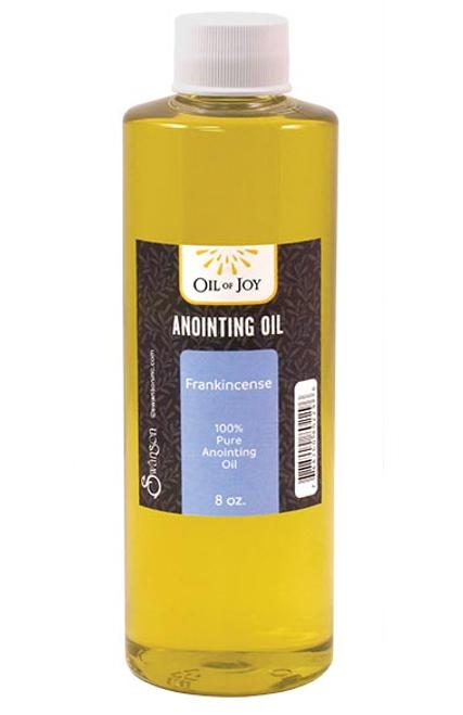 Frankincense Anointing Oil | 8 oz Bottle