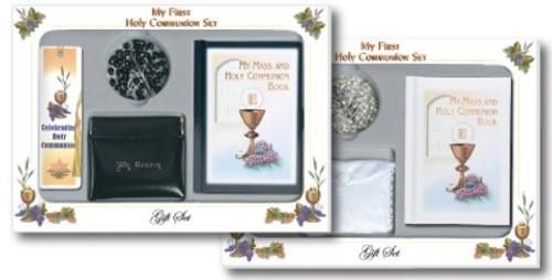 First Light Edition Communion Gift Set | Boy's