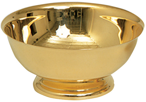 K358 Ciborium Bowl | 24K Gold Plated