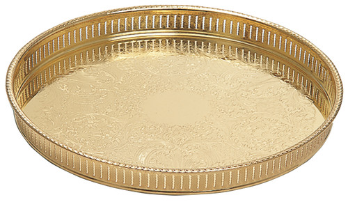 "K38 Gallery Tray | 12-3/4"" Diameter 