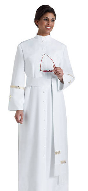 #H-212F Women's Cassock | Multiple Fits Available