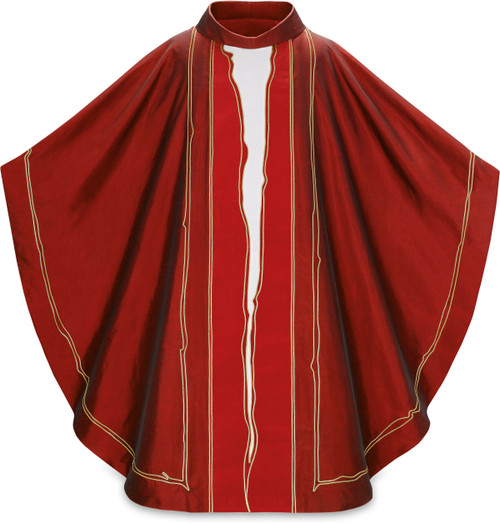 """#5095 """"Il Soffio"""" Gothic Chasuble 