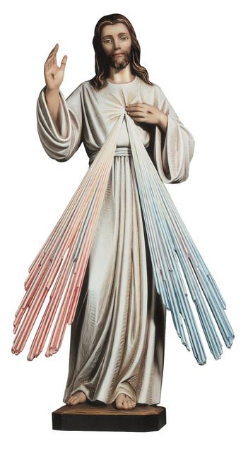 #100/49 Divine Mercy Statue | Handmade In Italy