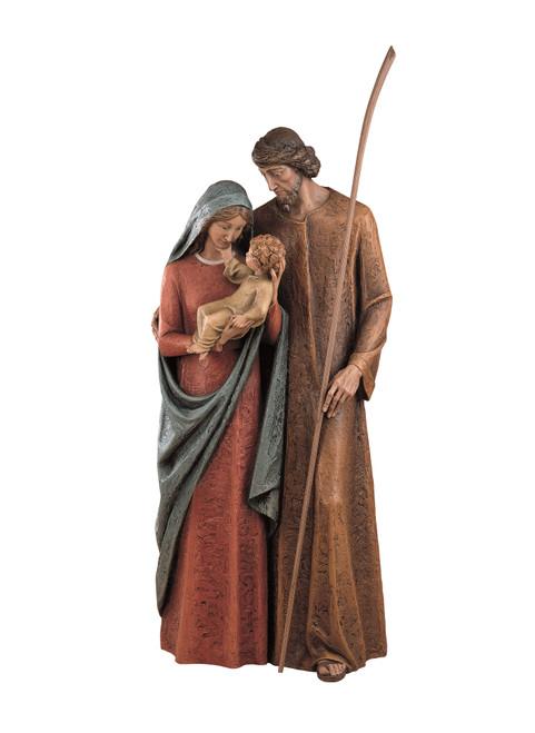 #140/8 Holy Family Statue | Handmade In Italy