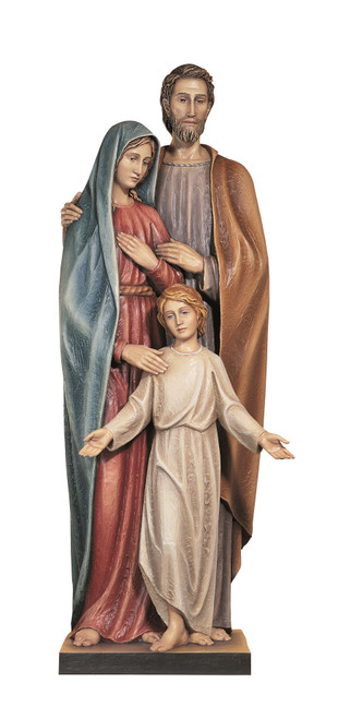 #140/16 Holy Family Statue | Handmade In Italy
