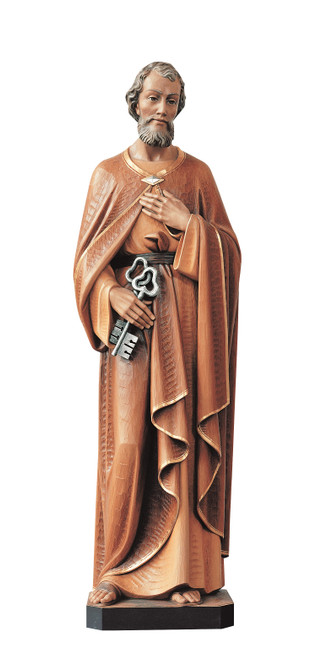 #508 St. Peter the Apostle Statue | Handmade In Italy