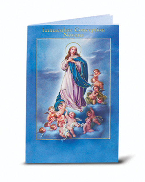 Immaculate Conception Novena and Prayers Booklet