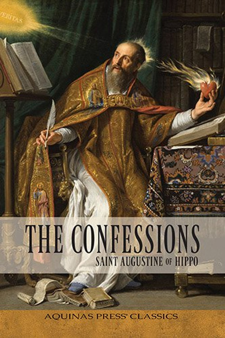 The Confessions - Saint Augustine of Hippo | Paperback