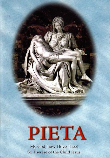 Color Pieta Prayer Book: A Treasure of Traditional Catholic Prayers   Paperback