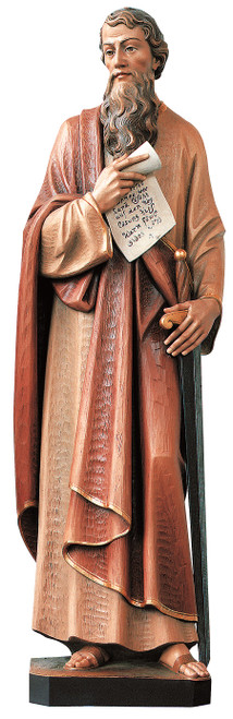 #580 St. Paul the Apostle Statue | Handmade In Italy