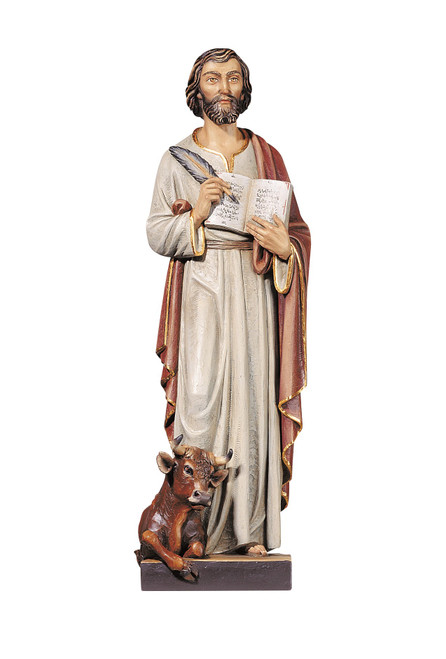 #600/50A St. Luke the Evangelist Statue | Handmade In Italy