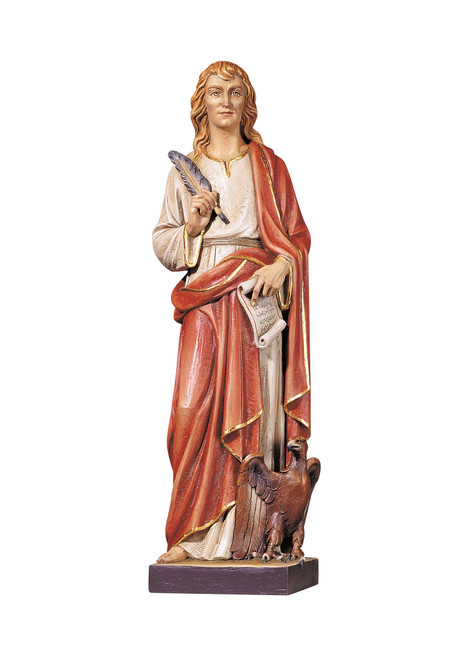 #600/52A St. John the Evangelist Statue | Handmade In Italy