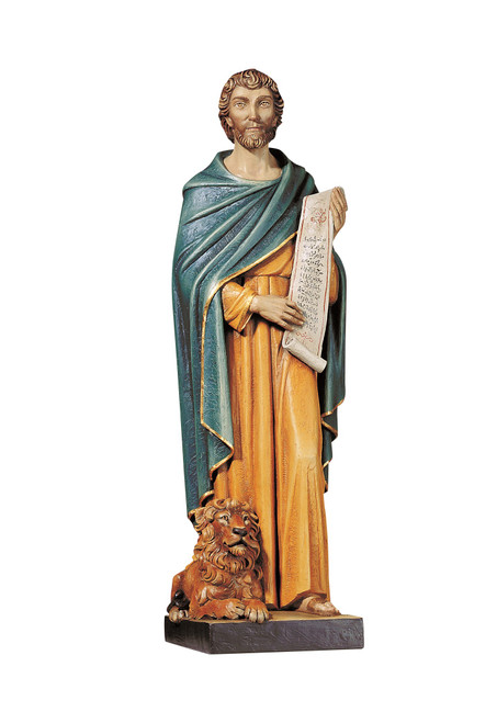 #600/53A St. Mark the Evangelist Statue | Handmade In Italy