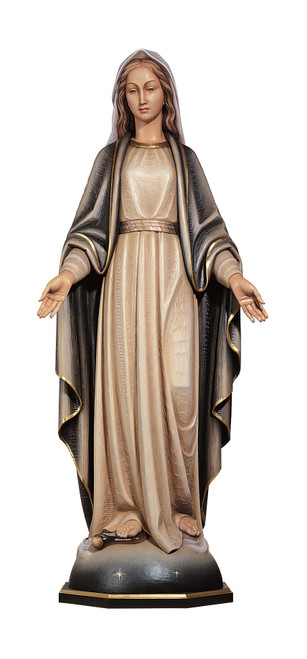 #640/57 Our Lady of Grace Statue | Handmade In Italy