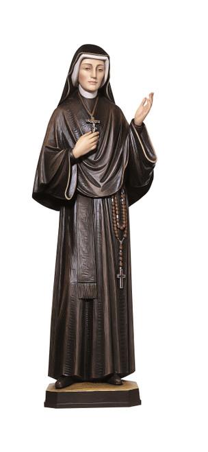 #920 St. Faustina Kowalska Statue | Handmade In Italy