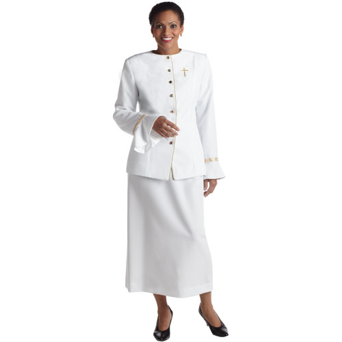 #H-219 Clergy Jacket | Multiple Fits Available