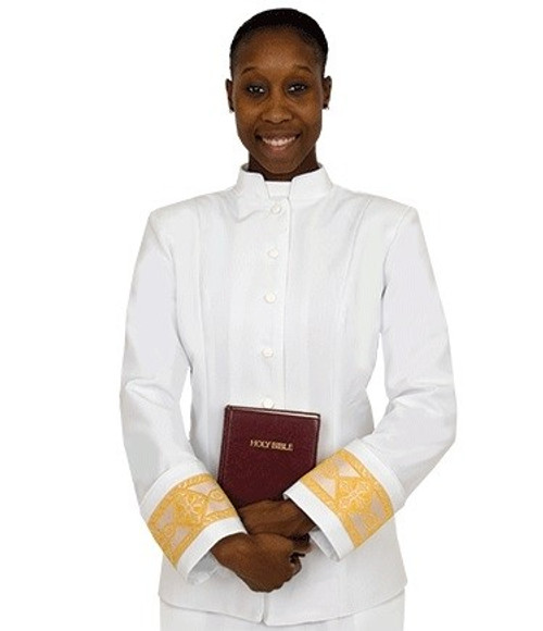 #H-104 Clergy Jacket | Multiple Fits Available