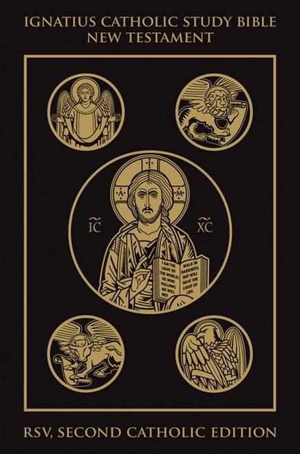 New Testament Ignatius Catholic Study Bible | Leather