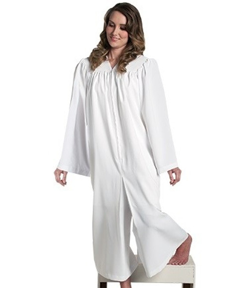 #S-14 Culotte Baptismal Robe | Multiple Fits Available