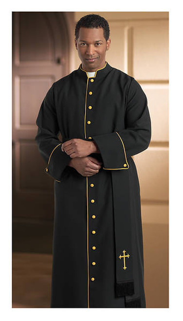 #H-112 Cassock | Multiple Fits Available