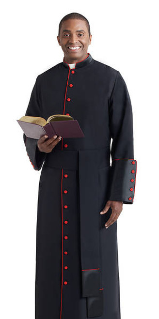 #H-214 Cassock | Multiple Fits Available