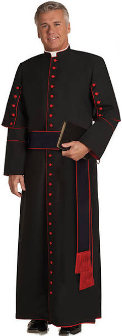 #H-197 House Cassock | Multiple Fits Available