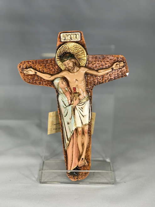 """9.5"""" Passion of Christ Crucifix 
