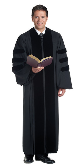 #H-114 John Wesley Robe   Multiple Fits Available