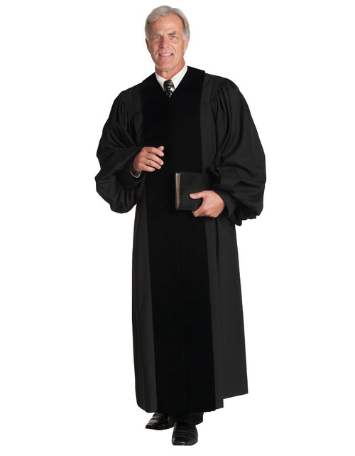 #S-5 Velvet Geneva Robe | Multiple Fits Available