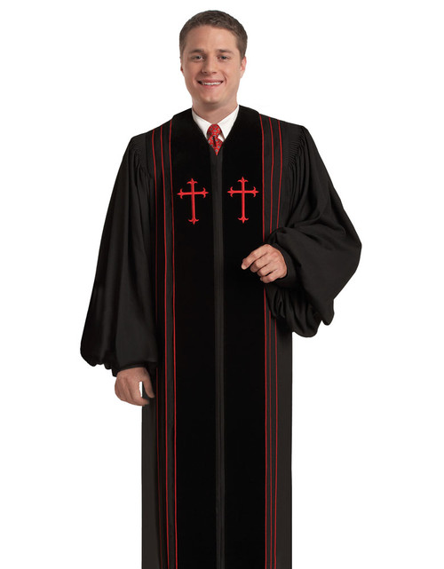 #H-4 Bishop Robe | Multiple Fits Available