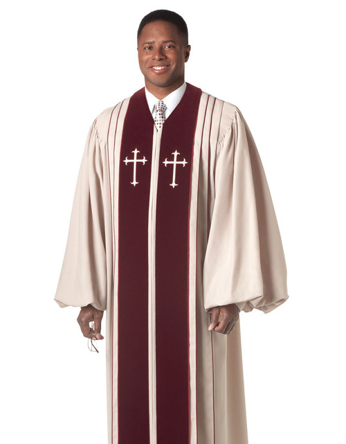 #H-7 Bishop Robe   Multiple Fits Available