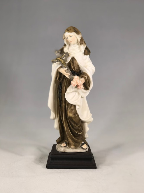 "8"" St. Therese of Lisieux Statue 