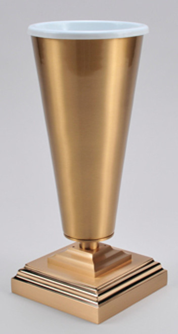 #11AFV20 Flower Vase | Multiple Sizes Available | High Polish Bronze