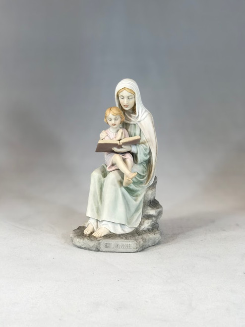 "6.5"" St. Anne Statue 