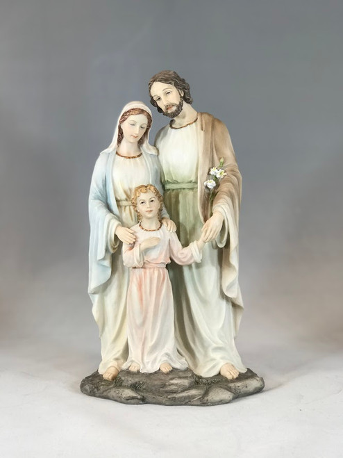 """10"""" Holy Family Statue Statue 