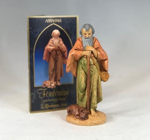 "Abraham | 5"" Scale | Fontanini Italian Nativity | Retired"