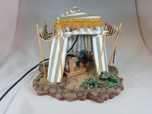 "5"" Italian Fontanini Kings' Tent 