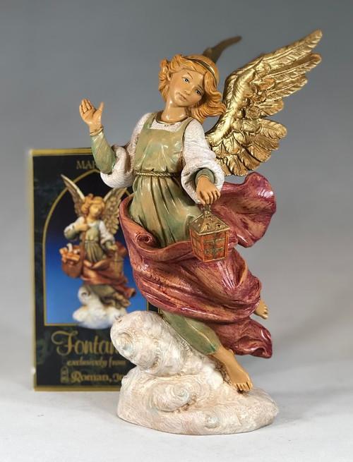 "Mariel Angel | 7.5"" Scale | Fontanini Italian Nativity | Retired"