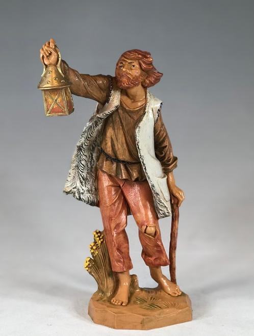"Thaddeus | 7.5"" Scale | Fontanini Italian Nativity"