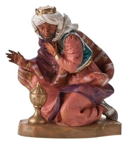 "King Balthazar | 7.5"" Scale | Fontanini Italian Nativity"