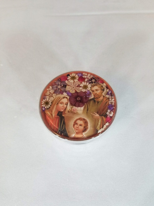 "2.75"" Holy Family Keepsake Cup 