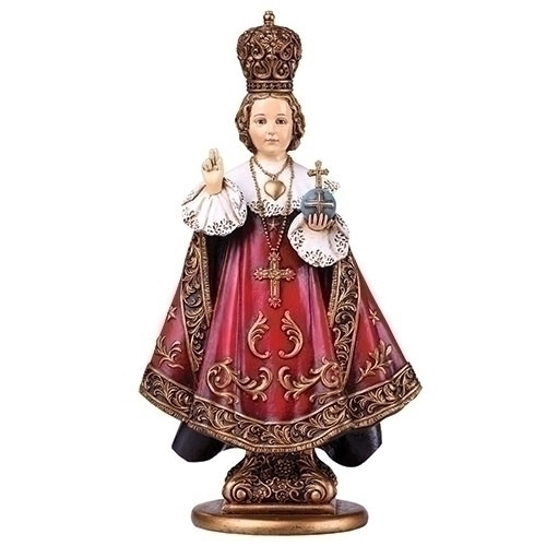 "10"" Infant of Prague Statue 