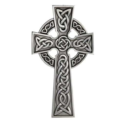 """8"""" Knotted Celtic Cross"""