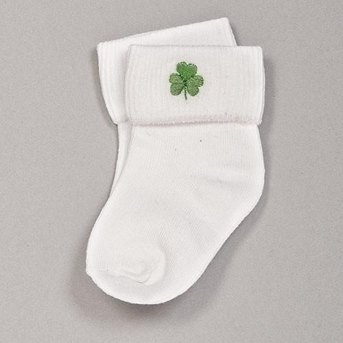 Irish Baby & Baptismal Socks | Poly/Cotton